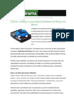 Carros conheça a (caríssima) Estrutura de Preços no Brasil - Dineirama