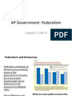 AP Gov Federalism Part II