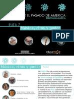 música   en  América  precolombina