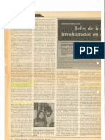 Nelson Lillo inculpado en Diario Fortin Mapocho