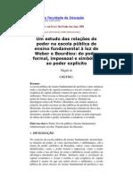 Revista Da Faculdade de Educacao