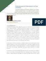 A propósito de la Unión Aduanera en Centroamérica y la Corte Centroamericana de Justicia