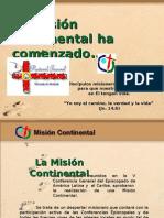 Proyecto Diocesano de Misión
