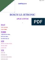 Ie Bosch Le Jetronic