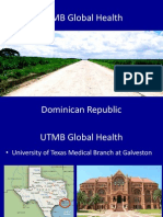 Global Health Presentation - Dominican Republic