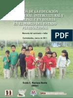 Libro Desafios de La Educacion Intracultural