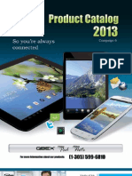 Tablets Catalogo 2013