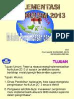 Implementasi Kurikulum 2013
