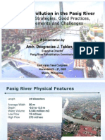 Pasig River Rehabilitation