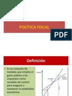 Politica Fiscal Monetaria Uch