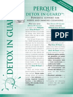 PERQUE Detox in Guard