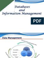 Databases - iit