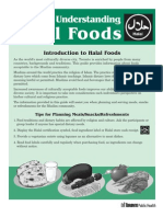 Guide to Halal Foods