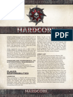 Hardcore 2013 Rules 3