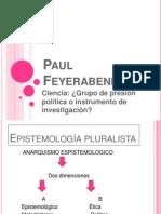 Paul Feyerabend
