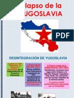 Colapso de Yugoslavia Parte II