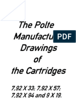 The Polte Manufacture Drawings of the Cartridges