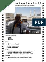 Pengajaran Ringkas Untuk Jamaah Haji Dan Umroh