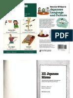 Michael L Maynard & Senko K Maynard - 101 Japanese Idioms Book