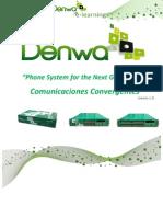 Denwa Comunicaciones Convergentes Introducción