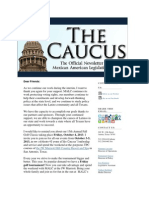 The Caucus August 19 2013