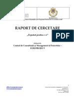 RaportCercetare Chestionar Deputat Pt 1 Zi