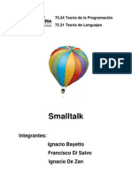 Informe Smalltalk