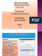 Tema 4 de Informatica