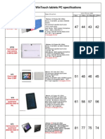 WinTouch Tablets Catalogue New