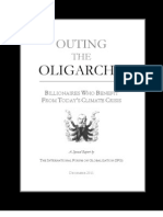 Outing the Oligarchy