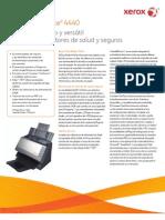 DM4440 Datasheet.es