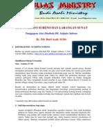 PDT. SUTJIPTO SUBENO DAN LARANGAN SUNAT.pdf