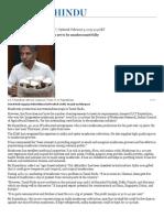 Scope of Mushroom Production Yet to Be Mushroomed Fully - The Hindu