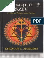 Kyriakos C.Markides-Lángoló szív