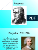 Rosseau isa