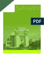 Monografia de San Salvador, El Salvador