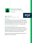 LP Content Search Module 7 Ad Copy - Assignment 7-1 Evaluating Ad Copy v4 0