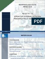 10_Struktur Internal Kota Dan Pola Transportasi