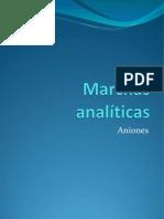 Marchas analíticas   w GRUPO 3