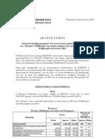 Απογραφή Πληθυσμού και Κατοικιών - Ελλάδα 2011 - ΕΛΣΤΑΤ