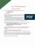 Plantin - 2011 - Modelos de la enunciación argumentativa