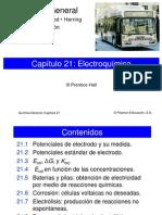21 Electroquimica