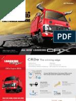 CRDe Engine LCV Brochure