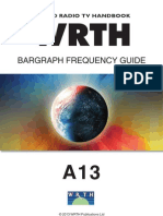 WRTH Bargraph Frequency Guide A13