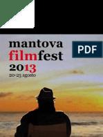 MANTOVAFILMFEST 2013 programma