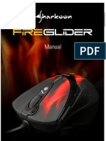 Sharkoon FireGlider Mouse