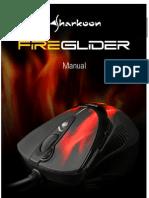 Sharkoon FireGlider Mouse