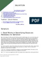 Scripture Catholic - SALVATION