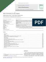 1-s2.0-S0009912011013932-Main Role of Hormones in Acne Vulgaris