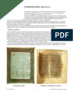 Escritura Uncial